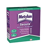 Metylan 592107 Secura - Cola e imprimador para papel pintado (500 g)