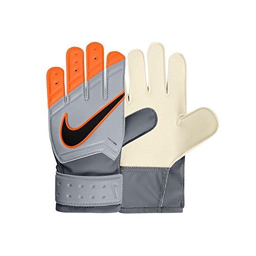 Nike Bekleidung GK Junior Match Grey/Total Orange/Black, 7 (7 Nike Kinder Air Max Größe)