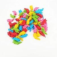 Set von 100Ergonomische Bleistift Grip für bessere Hand schreiben und Kontrolle. Verschiedene Farben