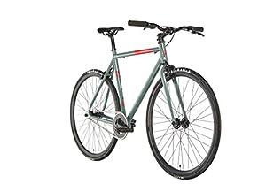 Fixie Inc. Blackheath Petrol/red Rahmenhöhe 51cm 2019 Cityrad