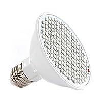 200 LED نبات نمو ضوء E27 AC85-265V كامل الطيف مصباح LED نبات النمو مصابيح إضاءة