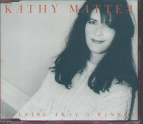 WALKING AWAY A WINNER CD GERMAN MERCURY 1994 By Kathy Mattea (0001-01-01)