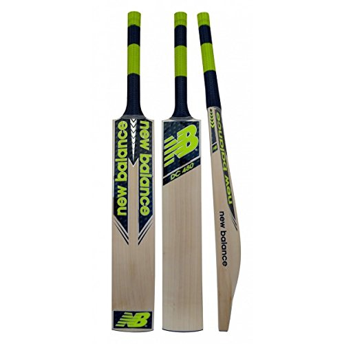 New Balance DC 480 Cricket Bat (2017) - Short Handle, 2lbs 9oz