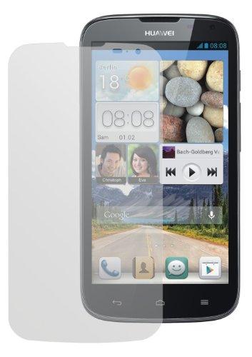 dipos I 2X Schutzfolie matt passend für Huawei Ascend G610 Folie Bildschirmschutzfolie