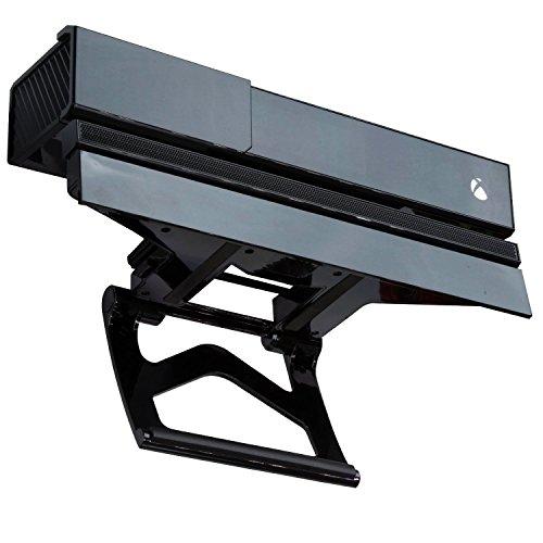 Racksoy - Ersatz Xbox One TV Kinect Kamera Sensor 2 TV Montage Clip Kamerahalter Halterung Ständer + Privat Datenschutzabdeckung