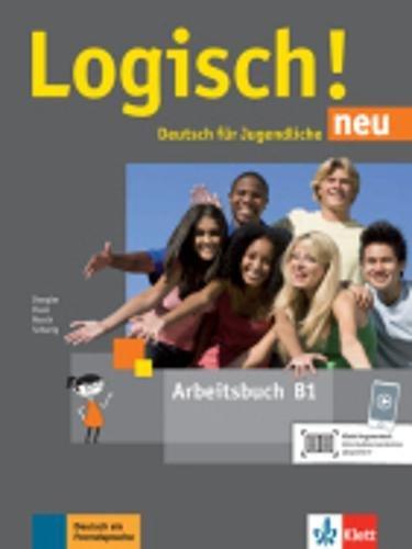 Logisch! neu b1, libro de ejercicios con audio online