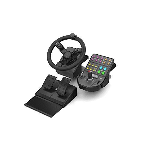 Saitek Farming Simulator 15 Precision Simulation Pack pour PC Noir