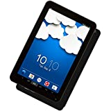Woxter QX 1208GB black tablette–Tablets (1,5GHz, Arm Cortex-A7, 1Go, DDR3-SDRAM, 8Go, MicroSD (Transflash))