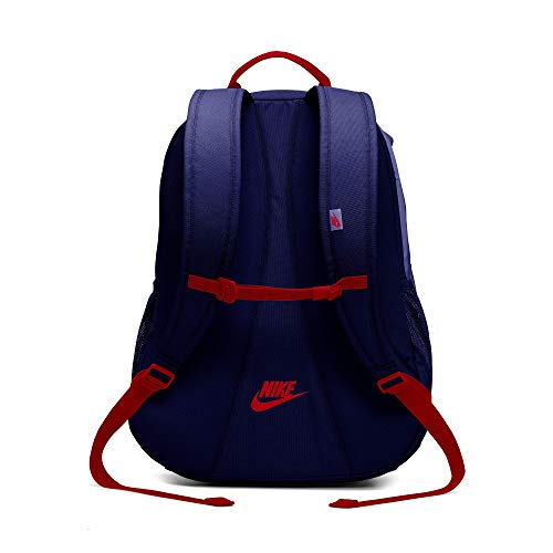 Best nike air max backpack in India 2020 Nike 25.0 Ltrs Blue Void/University Red/University Red Casual Backpack (BA5217-492) Image 4