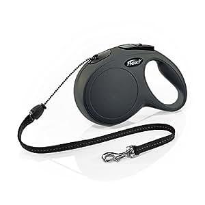 Accessories - Flexi New Classic Corda M Negro 8M