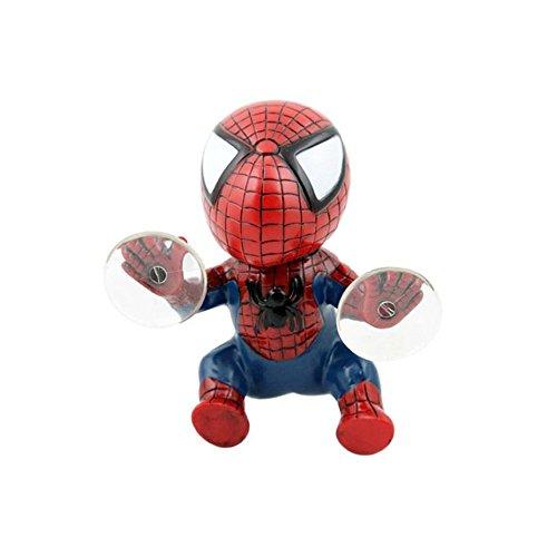 logas, Part 1 Auto Spider-Man-Fahrzeug Lovely (Zubehör Spiderman Kfz)