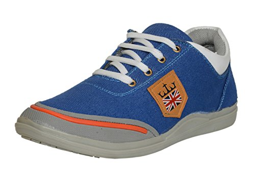 SHOES BY Freedom Daisy Men's Sky Blue Casual Shoes (10)