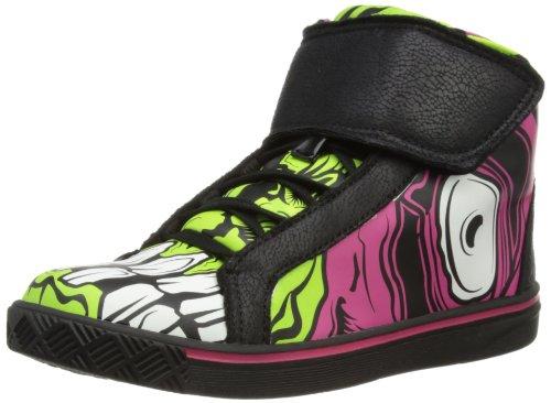 Stomper Zombie (Iron Fist Zombie Stomper Sneaker IFLSNK12100F13, Damen Sneaker, Grün (green), EU 37 (UK 4) (US 6))