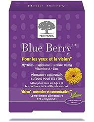 New Nordic Blue Berry 120 Comprimés