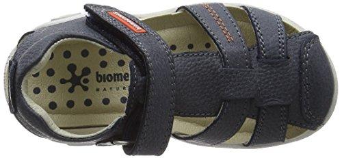 Biomecanics Biosandal, Sandales Bout fermé garçon Blue (BLU)
