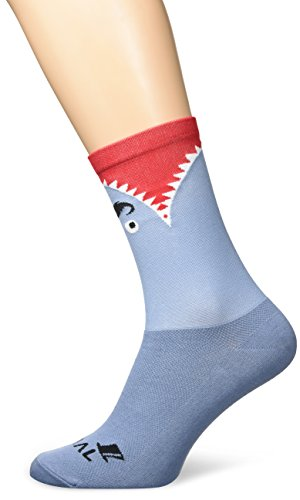 Primal Wear Men's Shark Cycling Bike Socks
