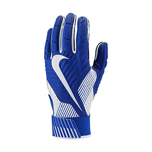 Nike D-Tack 5, Demolition, Lineman Handschuhe royal M