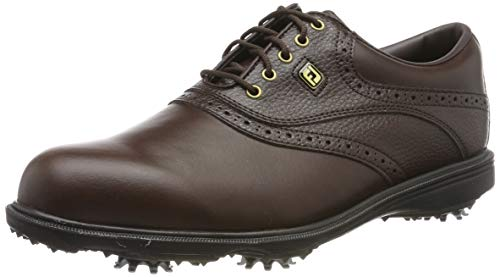 Foot Joy Hydrolite 2.0, Chaussures de Golf Homme, Marron (Marrón 50033m), 11 UK