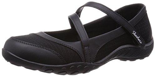 Skechers - Breathe-Easy - Marigold, Sneakers da donna Nero (Nero)