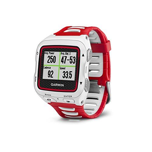 Garmin Forerunner 920XT HRM - Reloj GPS con pulsómetro, color blanco y...