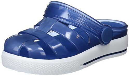 Igor Sport, Zuecos Unisex bebé, Azul (Cristal Marino), 33 EU