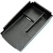 9 MOON VWZFH00016 Apoyabrazos Consola Central con Caja de Almacenamiento