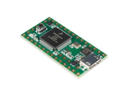 TEENSY V3.2–Auf Karte Mikrocontroller-32Bit–Kompatibel mit Arduino