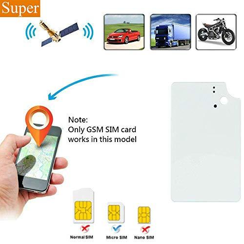 TKSTAR Mini Localizador GPS Localizador GPS Anti-perdido GPS Localizador Oculto Anti-Robo en...