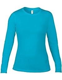 Anvil - T-shirt à manches longues - Femme