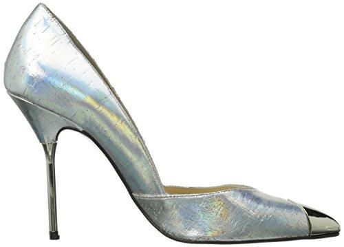 P1  145 bpm, Escarpins pour femme Argent - Silber (holographic cork)