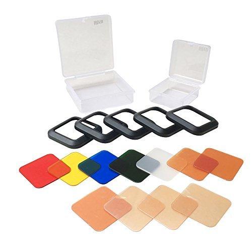 Litra Photo Filter Set - Farbfilter-Set für die LitraTorch-LED-Leuchte