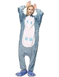Molly Kigurumi Pijamas Traje Disfraz Animal Adulto Animal Pyjamas Cosplay Homewear Búho L