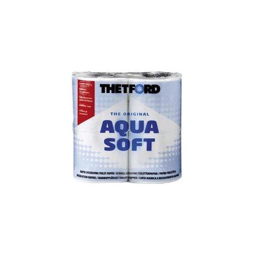 Thetford Toilettenpapier Aqua Soft WC-Papier, 30010 - Camping-wc-papier