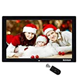 Kenuo 17 Inch Digital Photo Frame Digital Picture Frame Advertising Media Player 1440x900(16:9)
