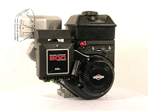 5,5PS Briggs & Stratton Motor Intek I/C OHV horizontal 19/62 -