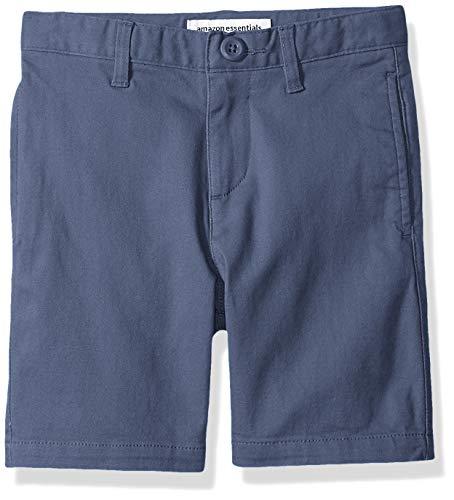 Amazon Essentials - Pantalón corto para niño, azul índigo, US 12 EU 146 -152 CM