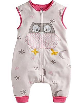 Vaenait Baby 1–7años 100% algodón manta de dormir y jugar saco de dormir algodón búho