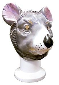 Cesar c106607-Máscara de Rata para Adulto-Talla única