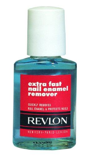 Revlon Extra Fast Nail Enamel Remover, 30ml