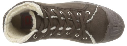 Bensimon Tennis Fourree Mid, Baskets mode femme Marron (Marron 7026)