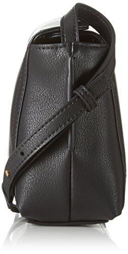 Calvin Klein Jeans Myr4 Small Crossbody, Sacs Bandoulière Femme, 20 EU Noir (Black)