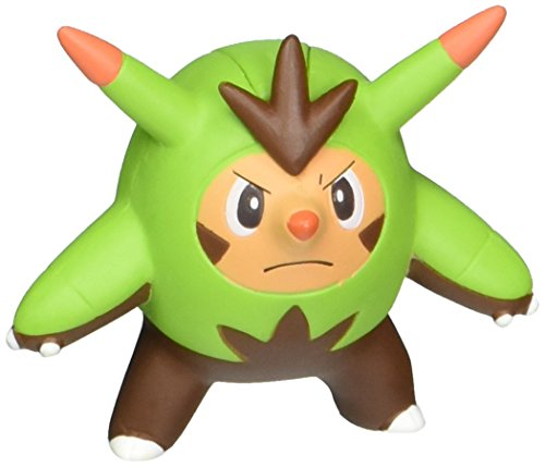 TAKARA TOMY Takaratomy Officiel Pokémon X et Y Mc-0195,1cm Quilladin/Haribogu Action Figure