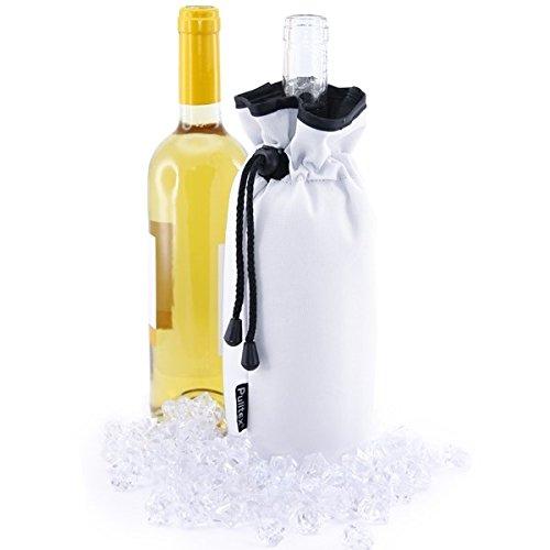 Pulltex Weinflaschenkühler Extreme, weiß
