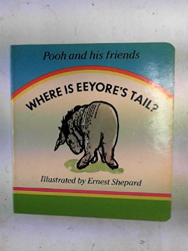 Where is Eeyore's tail?