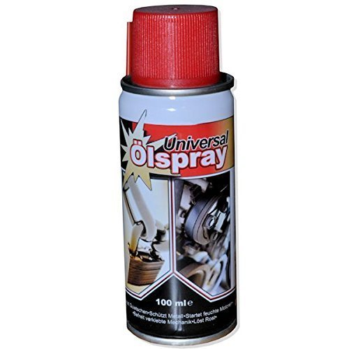 Preisvergleich Produktbild Universal-Ölspray Multispray Multifunktionsöl Straw 100 ml