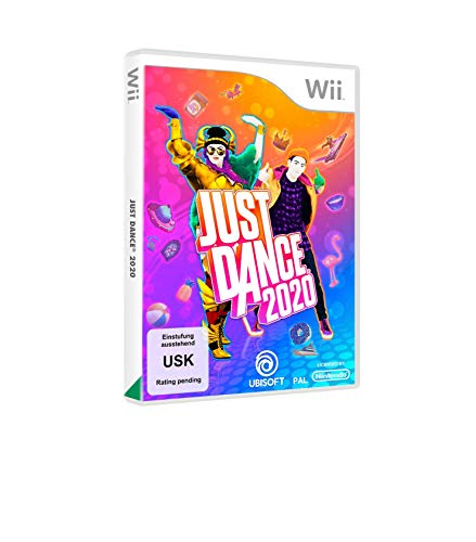 Just Dance 2020 - [Nintendo Wii] (Spiel Dance Wii Just)