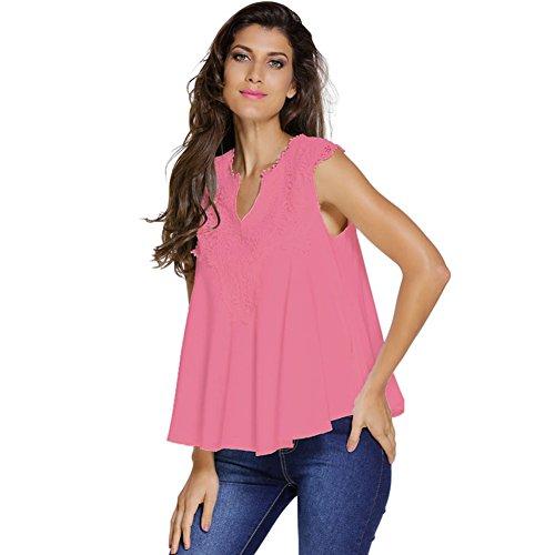 meinice-bordado-v-cuello-blusa-superior-rojo-rosy-xx-large