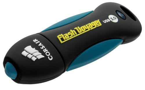 Corsair CMFVY3A-64GB Flash Voyager 64GB  USB 3.0 High Speed Wasserabweisend Flash Drive