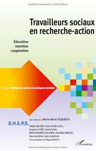 Travailleurs sociaux en recherche-action...