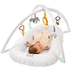 Clevamama Arche de Jeu pour ClevaSleep Nid Bébé (0-6 Mois)
